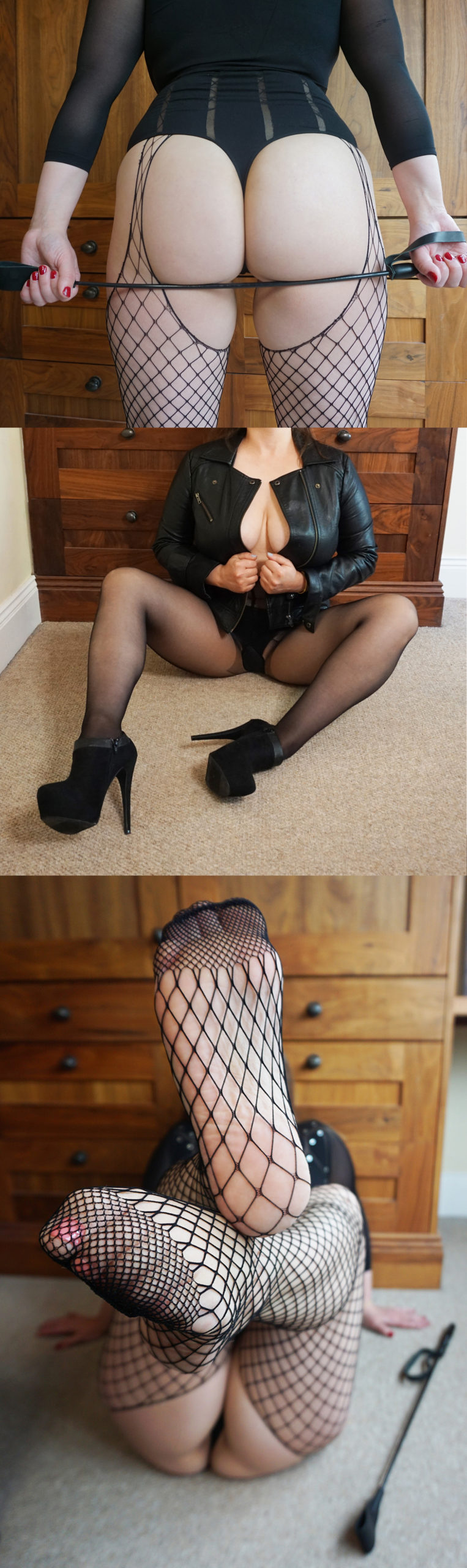Make a fetish or BDSM date with London Mistress, Amanda Jones