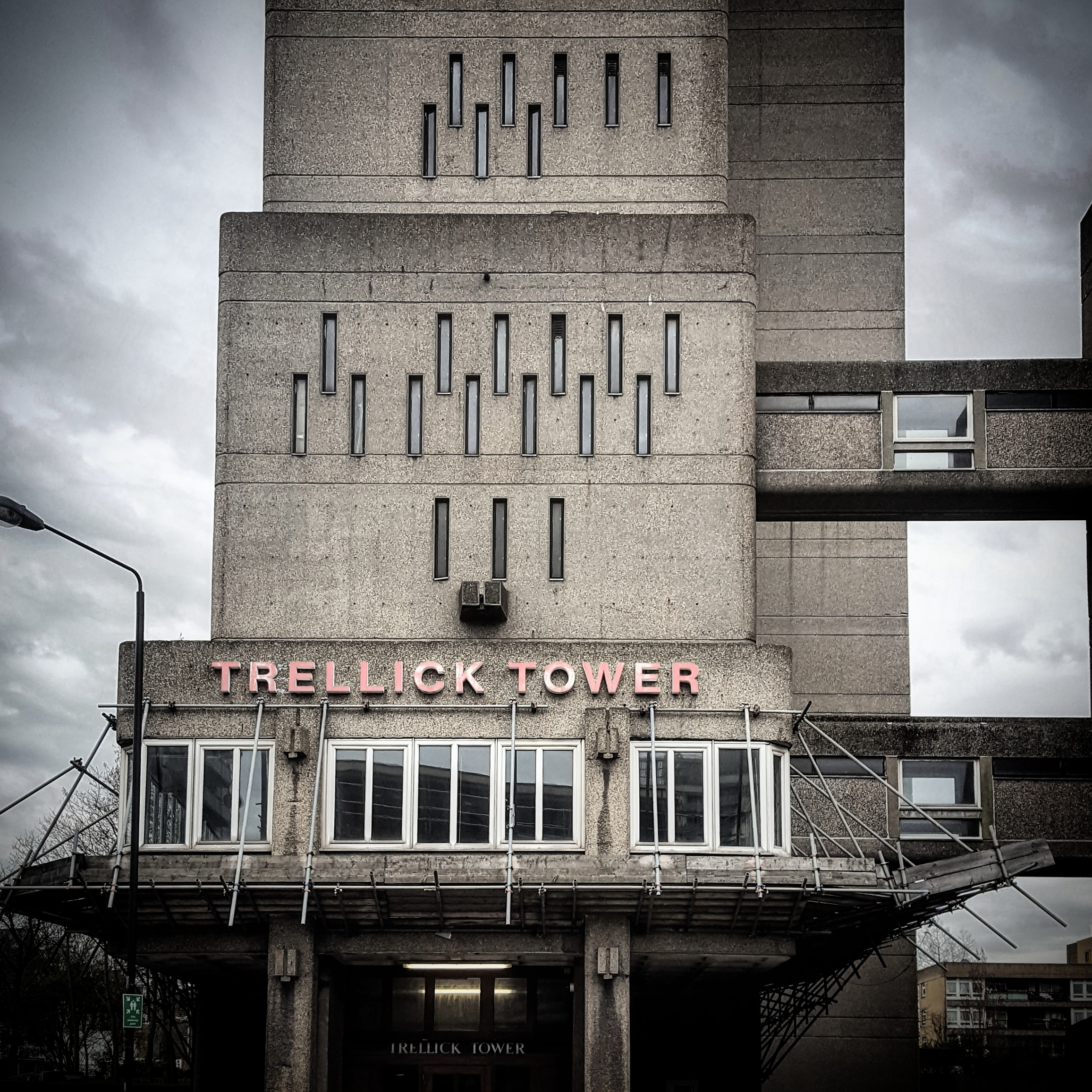 London Tower Block
